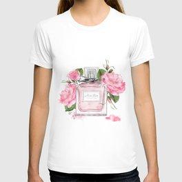 Miss pink T-shirt