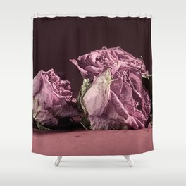 Age is Beauty Shower Curtain