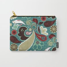 A Long Time Ago In A Paisley Far Far Away Carry-All Pouch