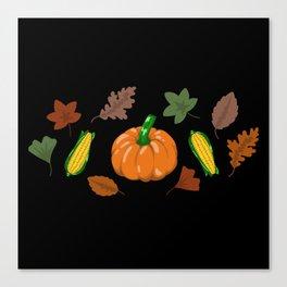 Fall #6 Canvas Print
