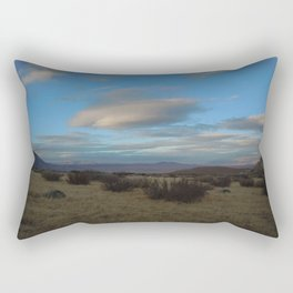 Bishop, CA Rectangular Pillow