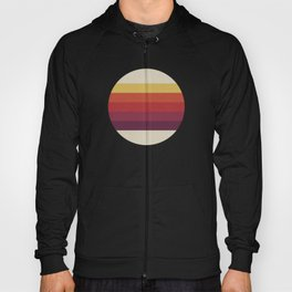 Retro Video Cassette Color Palette Hoody