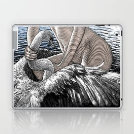 asc 677 - Les ailes du désir (The swain in disguise) Colored version Laptop & iPad Skin