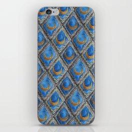 Moon Tiles iPhone Skin