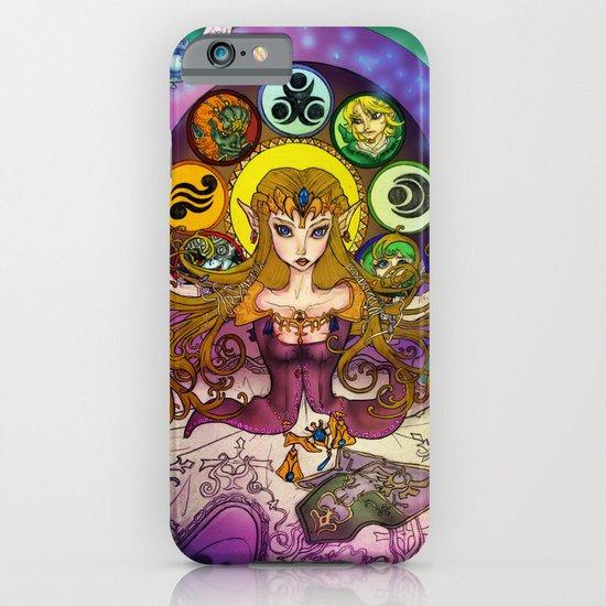 Mystic Zelda iPhone & iPod Case