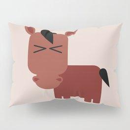 little horse Pillow Sham