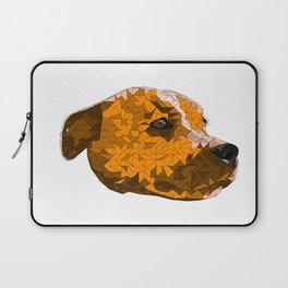 Max the Staffy2 Laptop Sleeve