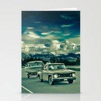 alaska Stationery Cards featuring Alaska by Paweł Kotas