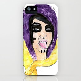 Dahvie Vanity. iPhone Case