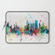 Chicago Illinois Skyline Laptop Sleeve