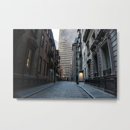 Financial District NYC Metal Print