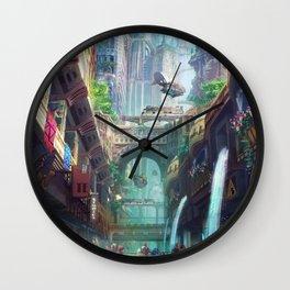 Royal City Escadia  Wall Clock