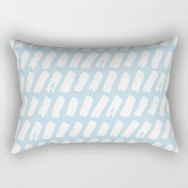 dashes (36) Rectangular Pillow