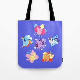 Elements of Harmony Tote Bag