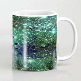 Green Eagle Nebula / Pillars of Creation Coffee Mug