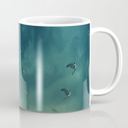 give your dreams their wings to fly Coffee Mug