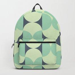 Beans Green Backpack
