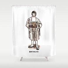 Brian Made That. Shower Curtain