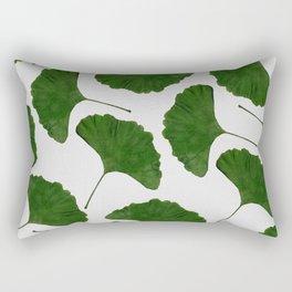 Ginkgo Leaf II Rectangular Pillow