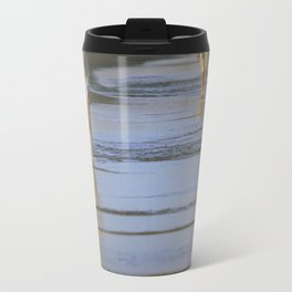2's at the Beach Travel Mug