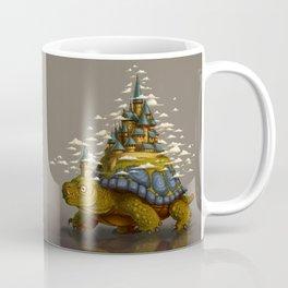 Walking Cities of Bas Coffee Mug