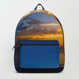Cloudfish Over Open Water Backpack