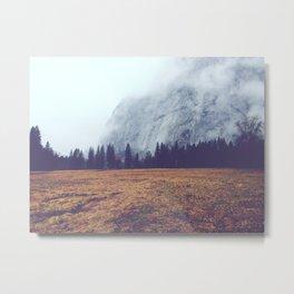 Yosemite 3 Metal Print