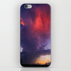 The End of the Storm iPhone & iPod Skin