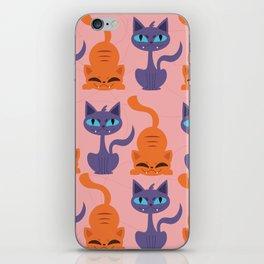 Kitty Cats iPhone Skin