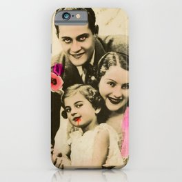 The OG Addams Family iPhone Case