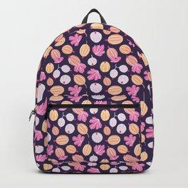 Karviaiset - Gooseberries - Bright Pink, Orange & Purple Palette Backpack