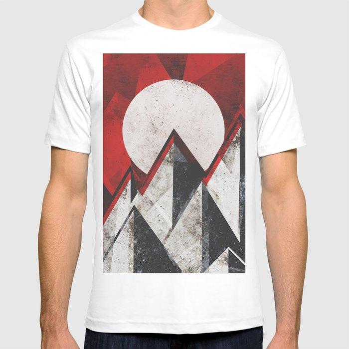 Mount kamikaze T-shirt
