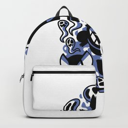 Ghastly Haunting Ghouls (2) Backpack