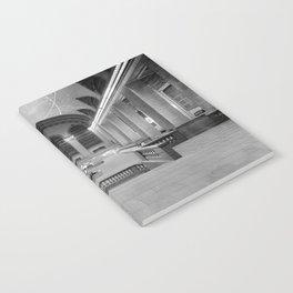Main Concourse, Grand Central Terminal, New York Notebook