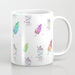 Ice-Lolly/Ice-Cream Mash Up Coffee Mug
