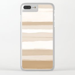 Strips 2 Clear iPhone Case
