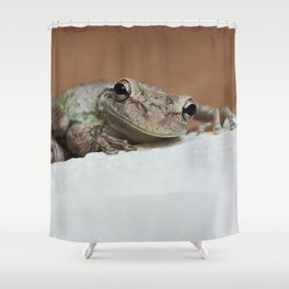 Well Hello There! Shower Curtain