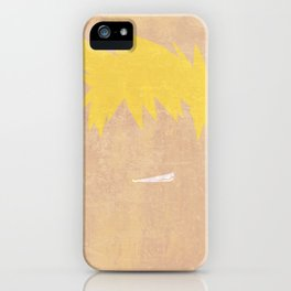 Minimalist Kittan iPhone Case
