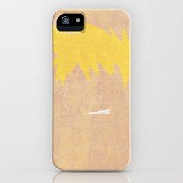 Minimalist Kittan iPhone Case