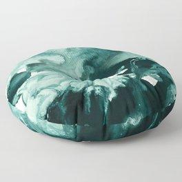 inkblot marble 4 Floor Pillow