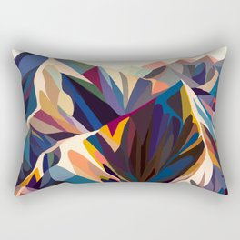 Mountains original Rectangular Pillow