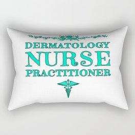 Dermatology Nurse Practitioner Graduation Gift Rectangular Pillow