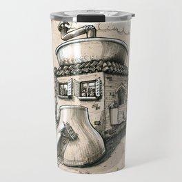 Coffee House Travel Mug