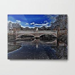 Eglington Bridge Metal Print