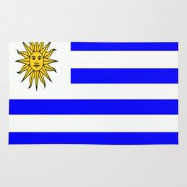 Flag of Uruguay Rug