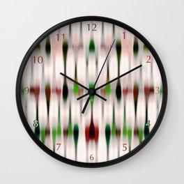 Platform 44, The Jelly Bean Express Wall Clock