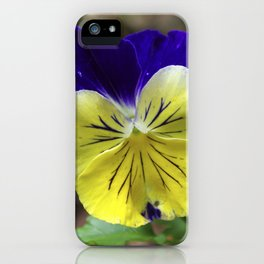 Vivid Viola iPhone Case