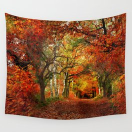 Dream Forest Wall Tapestry