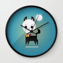 9 Lives Wall Clock