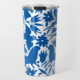 otomi blue Travel Mug